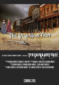 The Deadliest Gun (2018) plakat