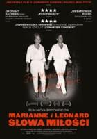 plakat - Marianne i Leonard: Słowa miłości (2019)