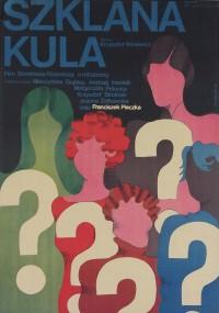 Szklana kula (1972) plakat