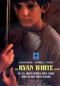 Historia Ryana White'a (1989) plakat