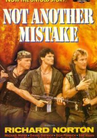 Nigdy więcej (1988) plakat