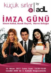 Küçük Sırlar (2010) plakat