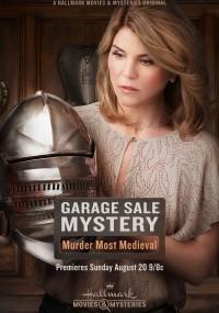 Garage Sale Mystery: Murder Most Medieval (2017) plakat
