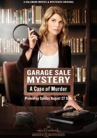 Garage Sale Mystery: A Case of Murder (2017) plakat