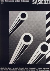 Sąsiedzi (1969) plakat