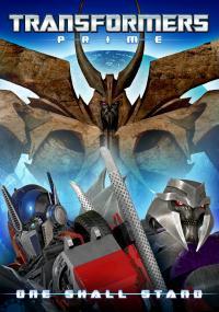 Transformers: Prime (2010) plakat