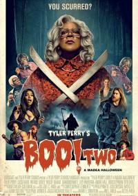 Boo 2! A Madea Halloween (2017) plakat
