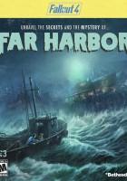 plakat - Fallout 4: Far Harbor (2016)