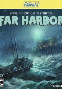 Fallout 4: Far Harbor (2016) plakat