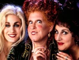 """Wszystkie trzy czarownice powrócą w """"Hokus pokus 2"""""""