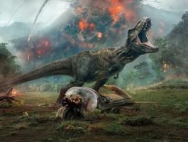 """Nie było ich w """"Jurassic World 2"""", ale wrócą w trójce"""