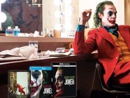 """Joker"" już na Blu-rayu i DVD"
