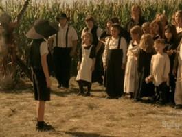 """Koniec pracy na planie nowych """"Dzieci kukurydzy"""""""