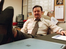 """Ricky Gervais: Dziś """"Biuro"""" by nie powstało"""
