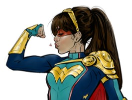 DC szykuje serial o latynoskiej Wonder Girl