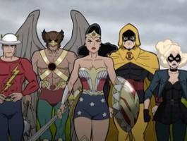 "DC ujawnia obsadę ""Justice Society: World War II"""