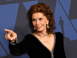 Sophia Loren wraca do gry