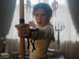 WIDEO: Millie Bobby Brown opowiada o roli Enoli Holmes