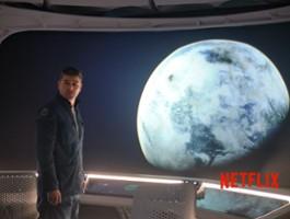 FOTO: George Clooney na planie nowej produkcji Netflix