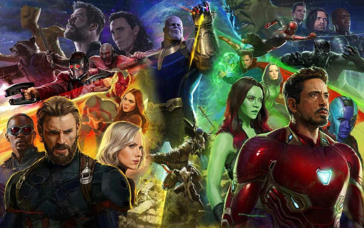 Rekordowy Zwiastun Avengers Wojny Bez Granic Filmweb