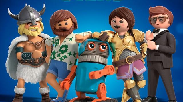 """Będzie epicko! Zobaczcie plakat animacji """"Playmobil: Film"""""""