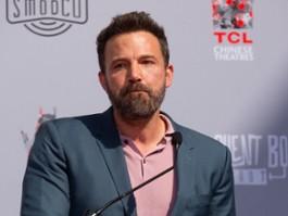 Ben Affleck szczerze o porzuceniu roli Batmana