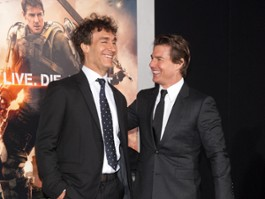 """Reżyser """"Na skraju jutra"""" nakręci w kosmosie film z Tomem Cruise'em"""