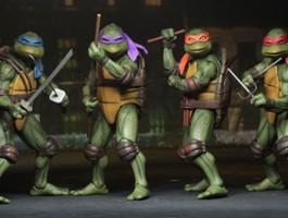 """Nowe """"Żółwie ninja"""" od producentów """"The Boys"""" i """"Sausage Party"""""""