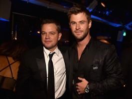 "Matt Damon w obsadzie ""Thor: Love and Thunder"""