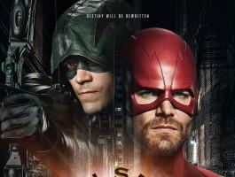 BIULETYN: Amell jako Flash, Gustin jako Arrow