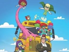 BIULETYN: Schwarzenegger w serialu o superbohaterach z przedszkola
