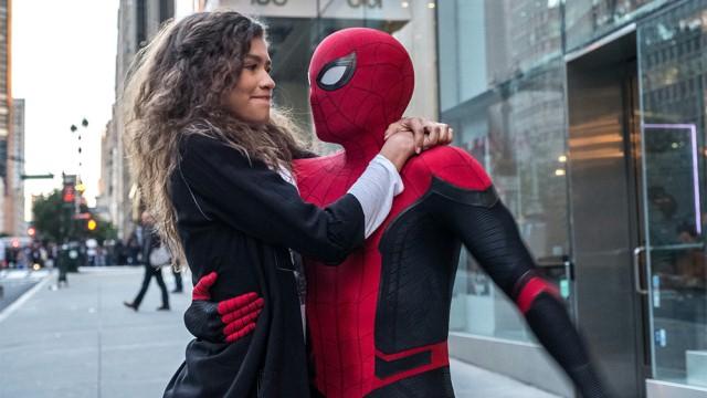 """""""Spider-Man: Daleko od domu"""" najbardziej kasowym filmem Sony"""