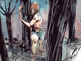 """BIULETYN: Komiks """"Grass Kings"""" zmieni się w serial"""