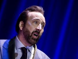 Nicolas Cage będzie w kinach Nicolasem Cage'em już za rok