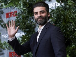 Oscar Isaac komiksowym superbohaterem i politykiem