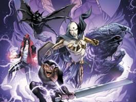 """J.J. Abrams bierze się za """"Justice League Dark"""""""