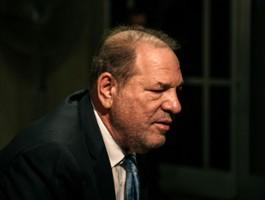 Winny! Harvey Weinstein seksualnym przestępcą