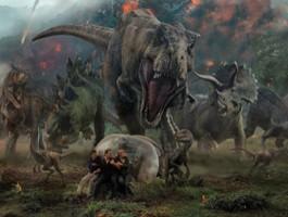 """Ruszyły zdjęcia do """"Jurassic World 3""""!"""