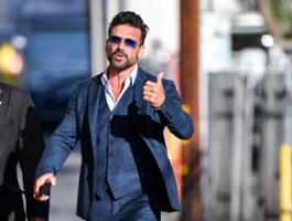 """Grillo kontra Butler w nowym filmie autora """"Asa w rękawie"""""""
