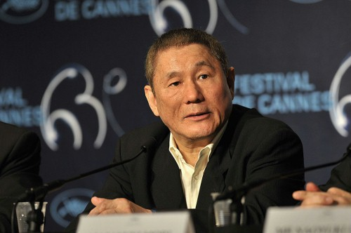 """Takeshi Kitano w obsadzie """"Ghost In The Shell"""""""