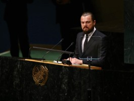 Prezydent Brazylii oskarża DiCaprio o podpalenie Amazonii