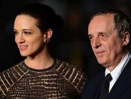 """Dario i Asia Argento przywdzieją """"Occhiali Neri"""""""