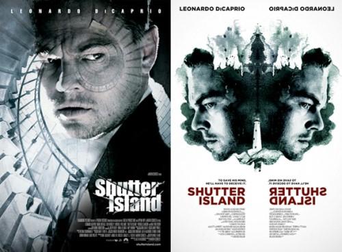 """FOTO: Te plakaty mogły promować """"Wyspę tajemnic"""" i """"Watchmen -..."""