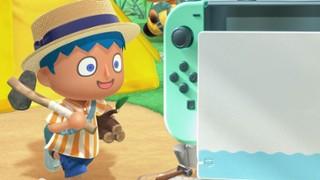 """UNBOXING: Nintendo Switch w edycji """"Animal Crossing"""""""