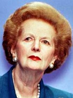 Margaret Thatcher I