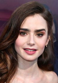 Lily Collins I