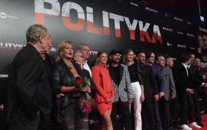 """Filmweb na uroczystej premierze """"Polityki"""""""