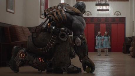 Kadr z video Sceny pożyczone z innych filmów