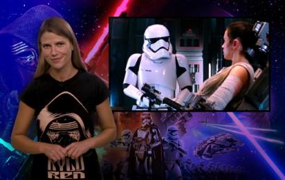 """Kadr z video Kogo w """"Gwiezdnych Wojnach"""" zagra Tom Hardy?"""