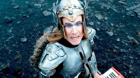 """Kadr z video Gwiazdy """"Eurovision Song Contest: Historia zespołu Fire Saga"""" opowiadają nam o filmie"""